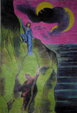 The Journey: Homage To Blake, Dante and Cameron ~ 2010